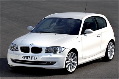 回生ブレーキの採用が目玉の新BMW1シリーズ。