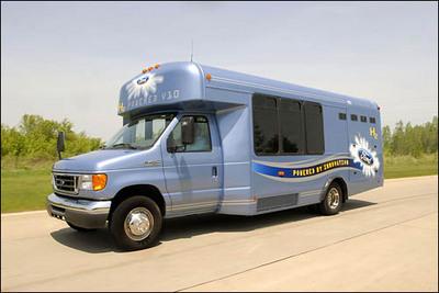 飛行場で見かけたら乗ってみたい水素バス